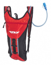 New Fly Hydropack Red Hydration Pack 70oz Motocross Enduro Green Laning